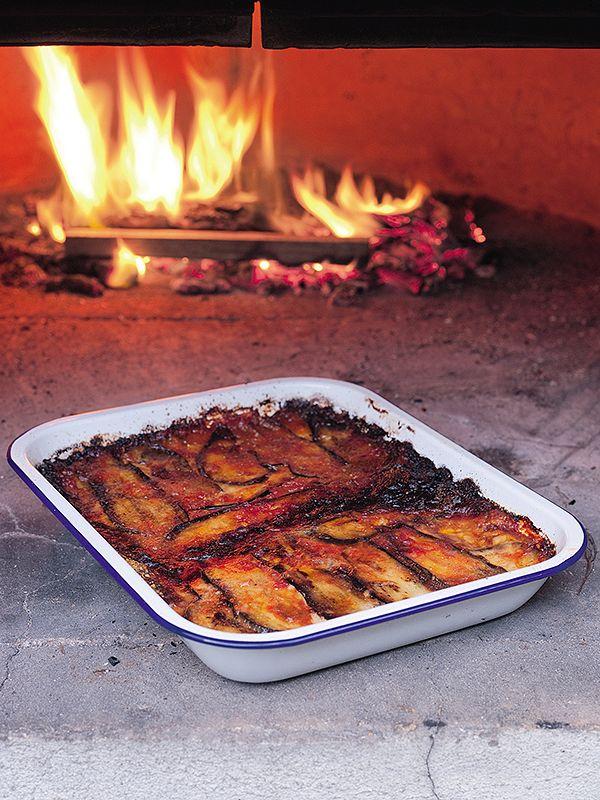 Roasted Aubergine Recipes