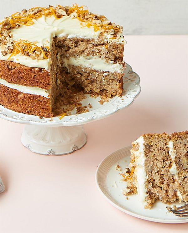 Nadiya parsnip cake