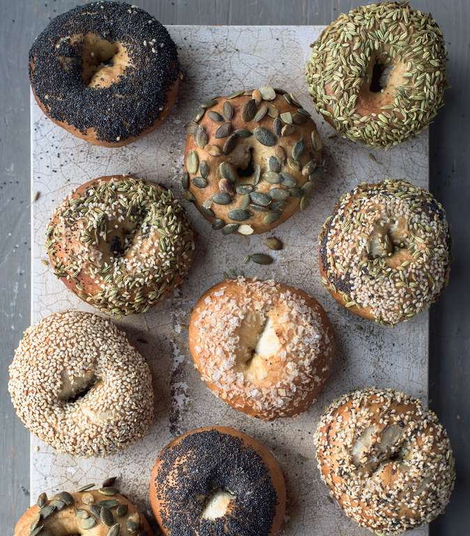 Paul Hollywood's Bagels