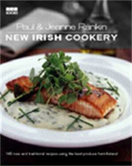 Cover of Paul & Jeanne Rankin's New Irish Cookery