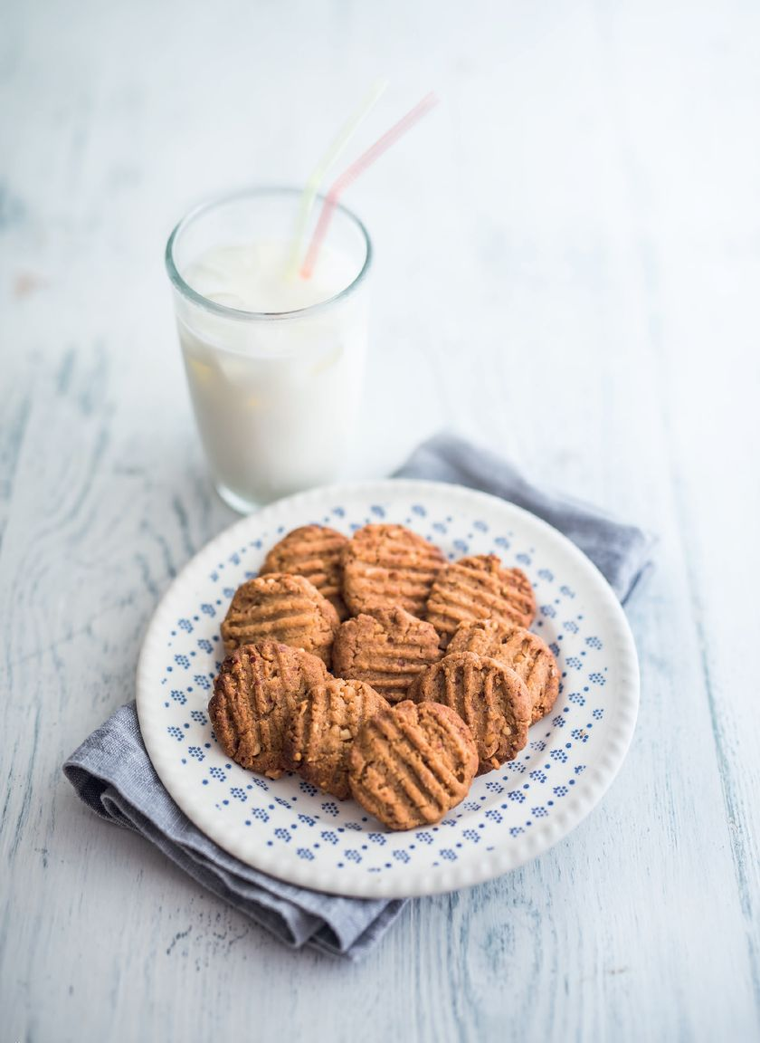 Three Ingredient Bakes | Peanut Butter Cookies