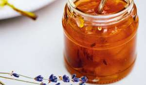 Pear and Lavender Jam Recipe | Newton & Pott