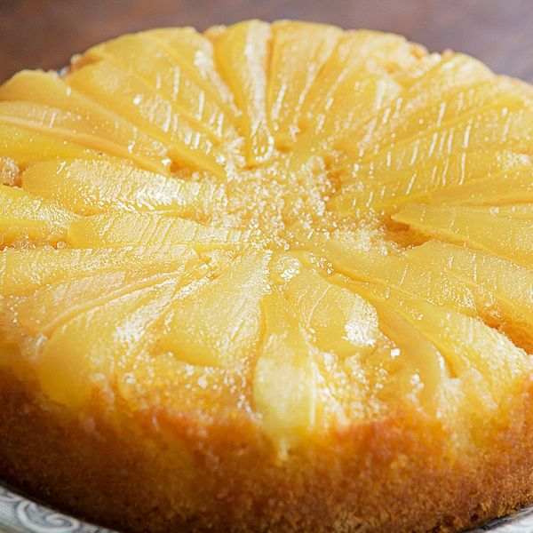 Apple Upside Down Cake Recipe Uk