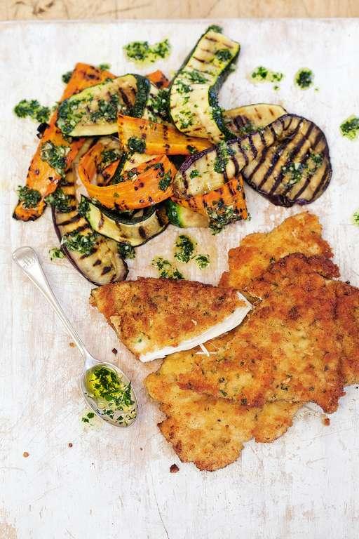 Crunchy Breaded Chicken (Cotolette Di Pollo)
