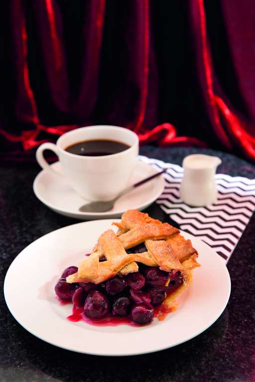 My Twin Peaks Cherry Pie