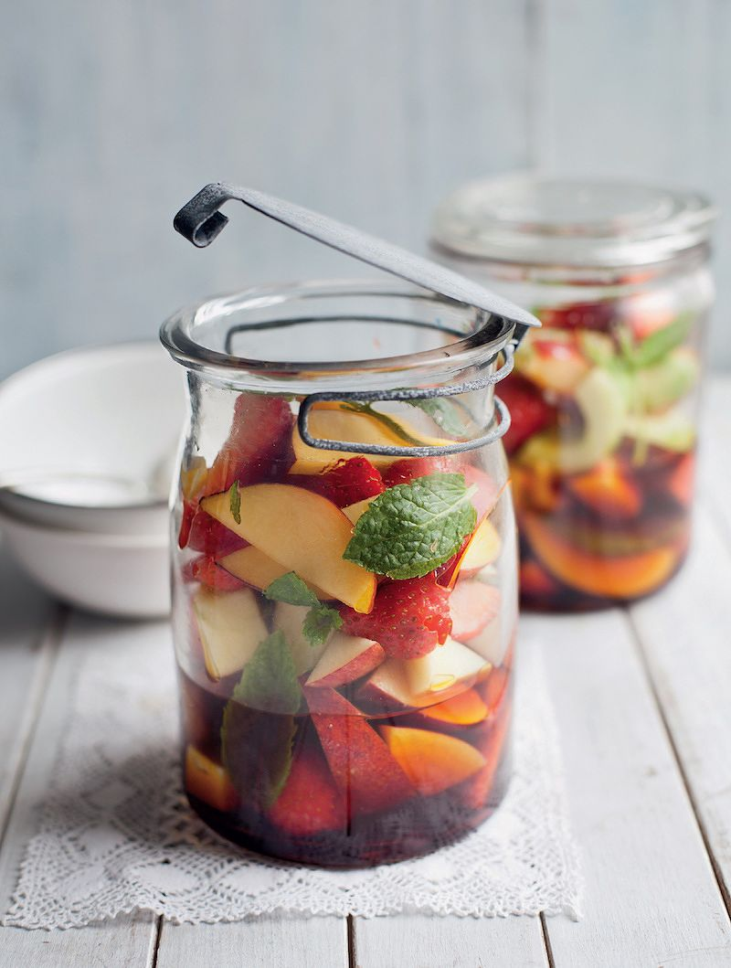 best barbecue desserts bbq desserts pimms fruit salad harry eastwood a salad for all seasons