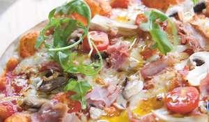 Chiappa Family Pizzas (Pizze della Famiglia Chiappa)