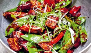 Plant Power Doctor Sweet and Sour Tofu   Vegan Recipe