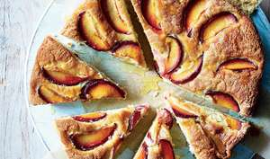 One-Pan Plum Cake