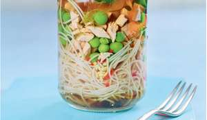 Homemade Noodle Pot