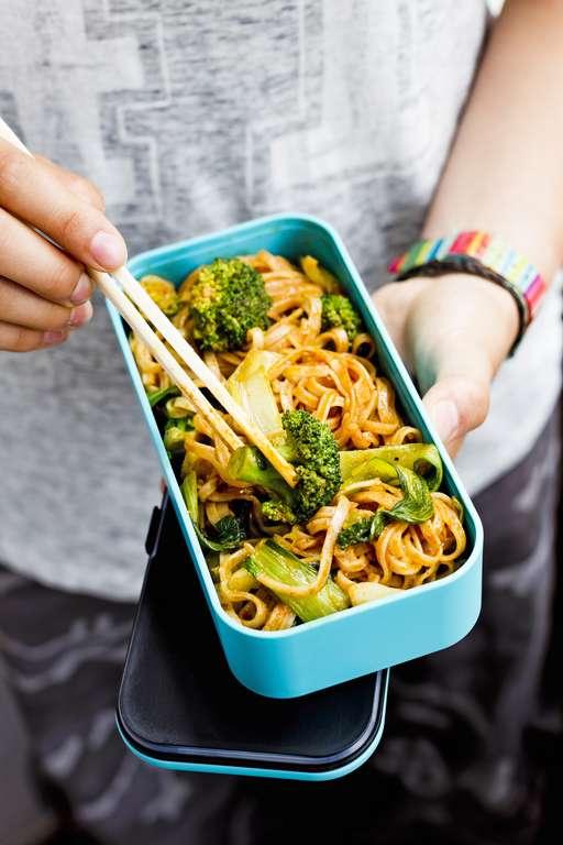 Potsticker Noodles
