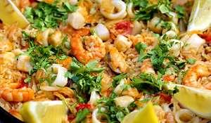 Pretend Paella Recipe Nadia & Kaye