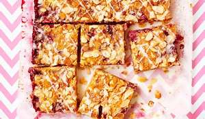 Bakewell slice from Primrose Bakery Everyday