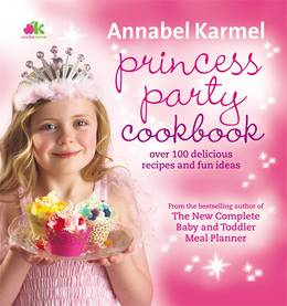 Cover of Princess Party Cookbook