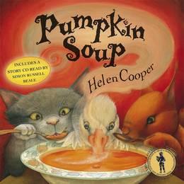 Cover of Pumpkin Soup
