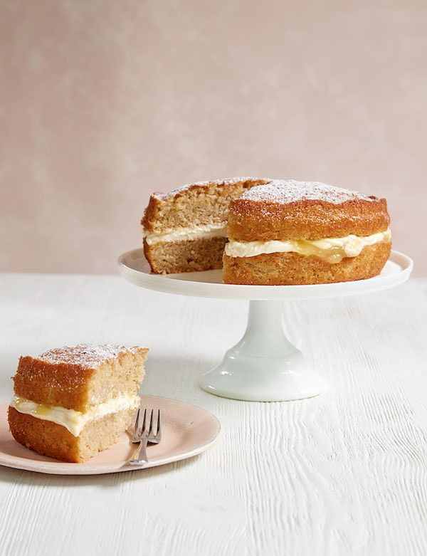 best recipes 2019 mary berry apple and lemon sandwich cake quick cooking