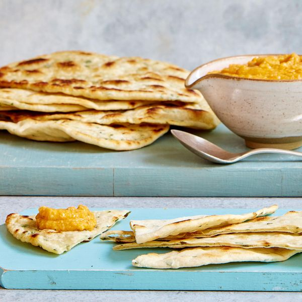 Mary Berry Spiced Carrot Hummus With Flatbread Recipe Quick Cooking