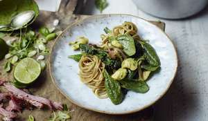 Georgie Hayden's Favourite Quick Noodle Bowl from Stirring Slowly