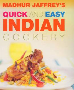 Cover of Quick And Easy Indian Cookery