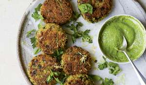 Melissa Hemsley Quinoa Cakes | Vegetarian Recipe