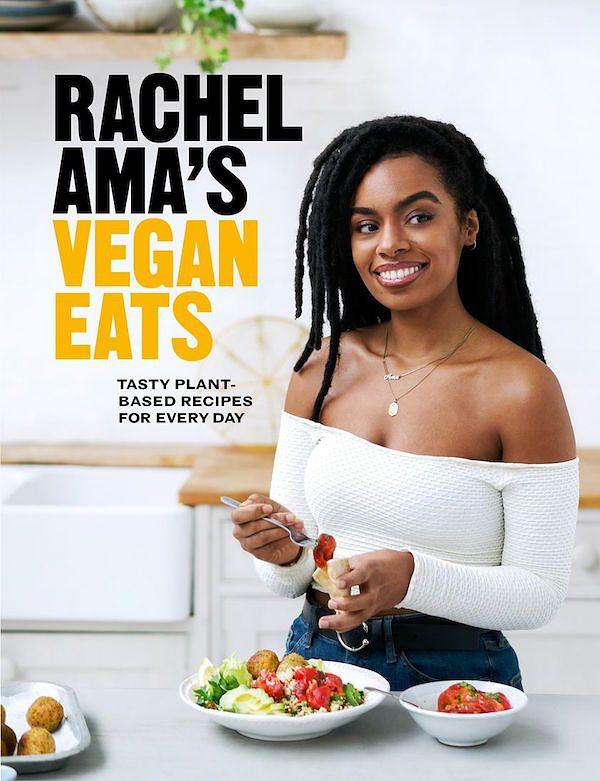 best vegan cookbooks for beginners rachel ama's vegan eats