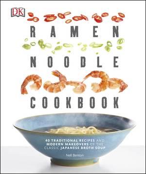 Cover of Ramen Noodle Cookbook