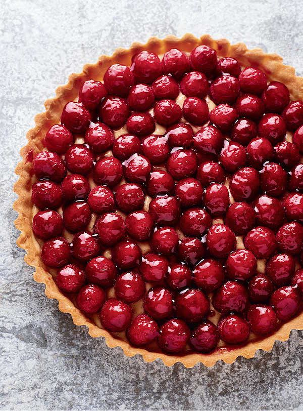 rick stein secret france French Raspberry Tart