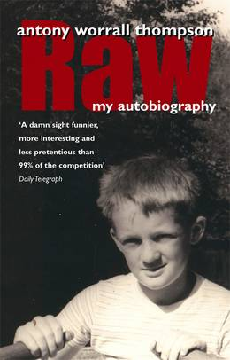 Cover of Raw: My Autobiography