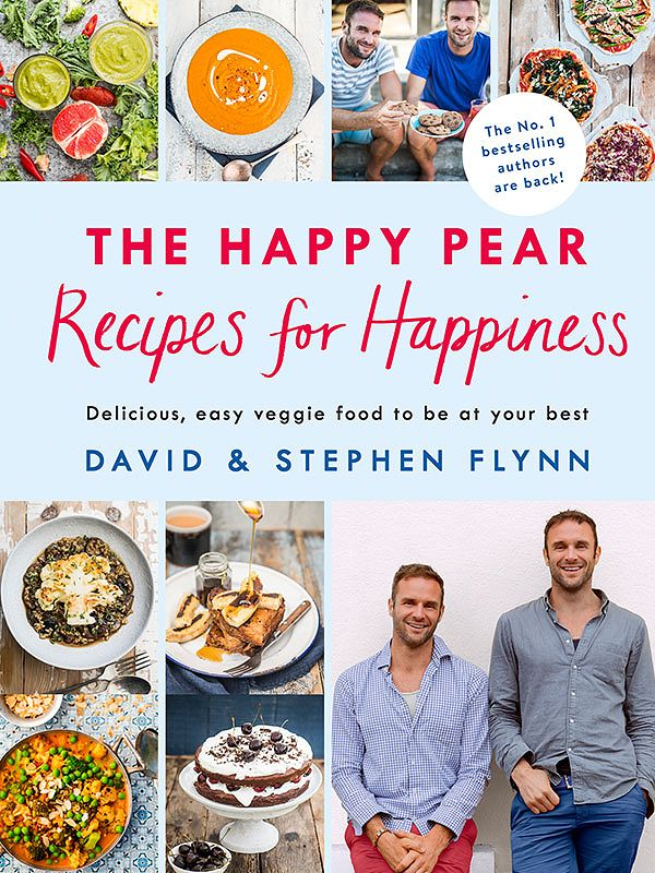 best veg and vegan cookbooks 2020 the happy pear recipes for happiness