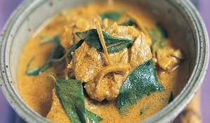 Red Pork Curry
