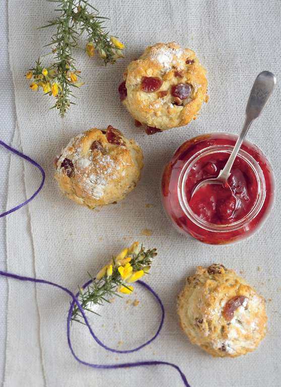 Port Mary Scones