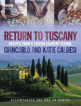 Cover of Return to Tuscany