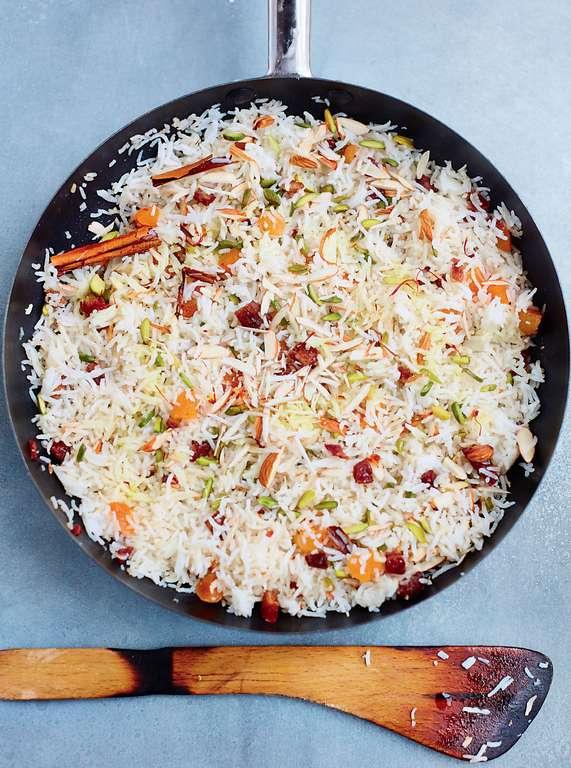 Maharajah's Rice