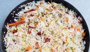 Meera Sodha's Maharajah's Rice