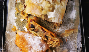 Rick Stein's Apple Strudel