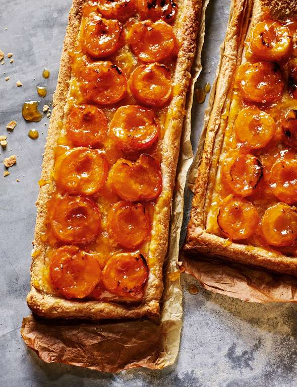 Rick Stein's Apricot Tart