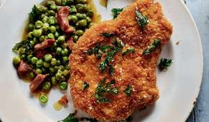 Rick Stein Deep Fried Pork Chop | BBC2 Secret France