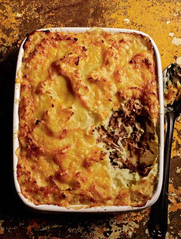 Rick Stein's Duck Cottage Pie