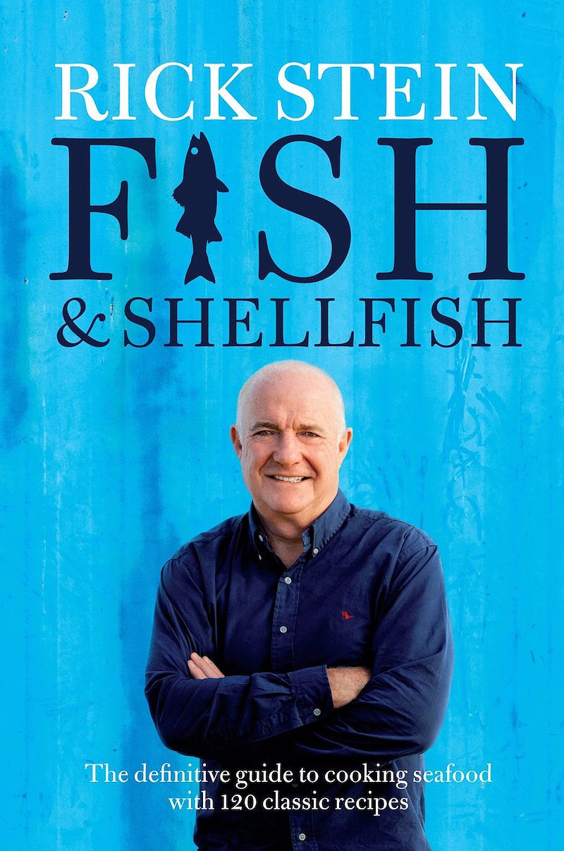 best fish and seafood cookbooks rick stein fish and shellfish