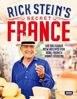 Cover of Rick Stein's Secret France