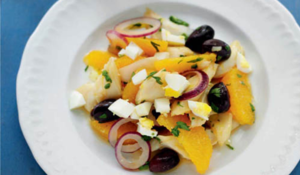Spanish Salt Cod & Orange Salad | Rick Stein