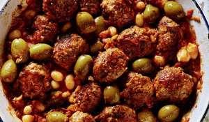 Rick Stein Piment Meatballs | BBC2 Secret France
