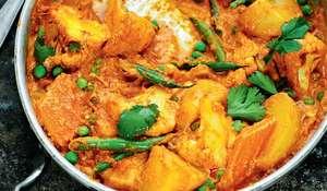 Vegetable Makhanawala