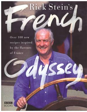 Cover of Rick Stein's French Odyssey