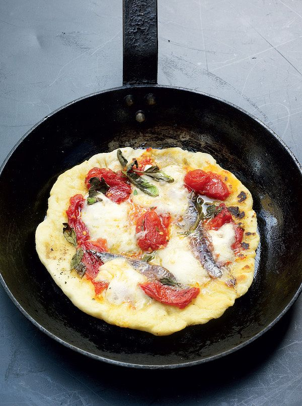 alternative flour bread recipe fried pizza the river cafe cookbook