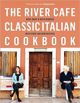 Cover of The River Cafe Classic Italian Cookbook
