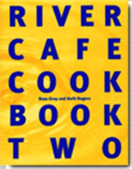 Cover of River Cafe Cook Book 2