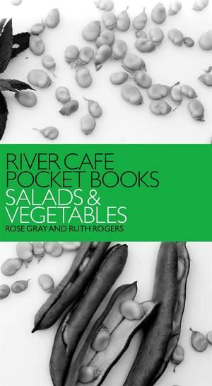 Cover of River Cafe Pocket Books: Salads and Vegetables