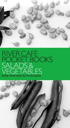 Cover of River Cafe Pocket Books: Salads and Vegetables