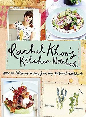 Cover of Rachel Khoo's Kitchen Notebook